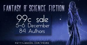 Fantasy and Science Fiction 99c Sale