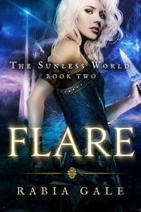 Cover Reveal: Flare by Rabia Gale