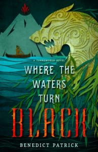 Where The Waters Turn Black: Book Birthday & Author / Character Interview