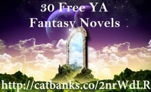 30 Free YA Fantasy Reads on #Instafreebie!