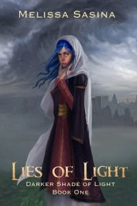 Cover Reveal: Lies of Light by Melissa Sasina