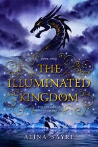 Happy Book Birthday: The Illuminated Kingdom by Alina Sayre
