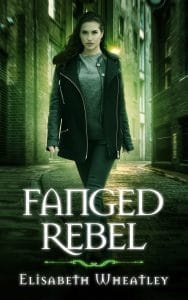 Cover Reveal: Fanged Rebel by Elisabeth Wheatley